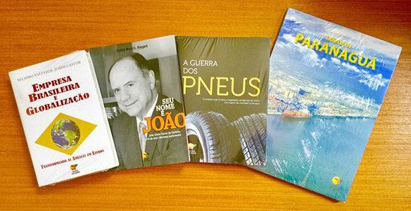 Publicação de Livro Empresariais e Biográficos