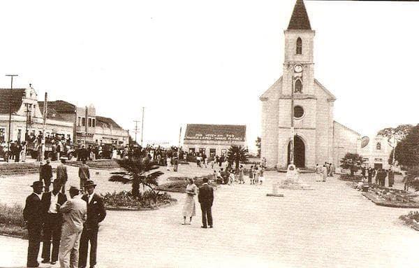A história da construção da Refinaria da Petrobrás em Araucária