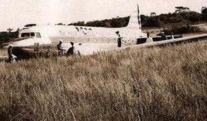 Piloto salvou 19 pessoas em Campo Largo no ano de 1961