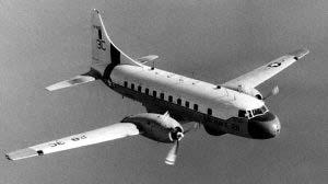 O primeiro grande acidente aéreo na região de Curitiba em 1958