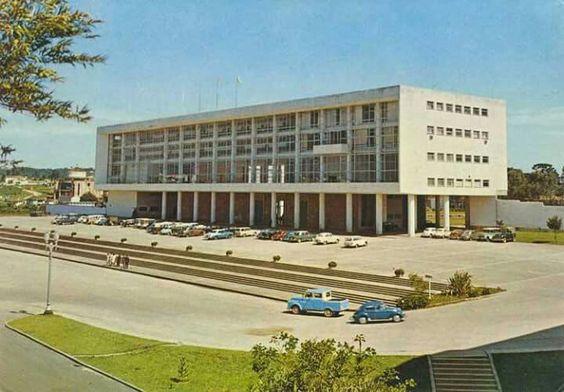 História do Centro Cívico do Paraná