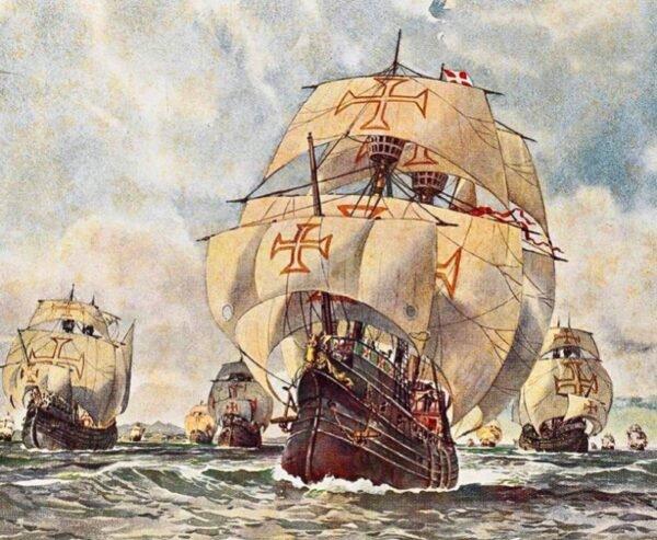 A história da Navegação no Brasil