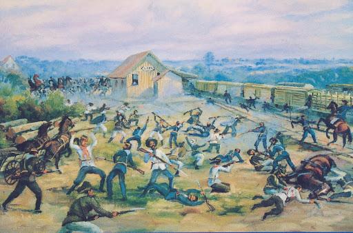 A história do cerco da Lapa no Paraná