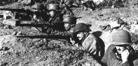 Os Pracinhas Brasileiros na Segunda Guerra Mundial
