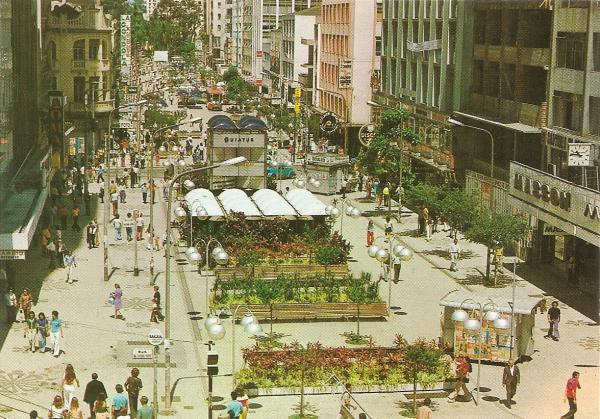 As grandes mudanças de Curitiba nos anos 1970