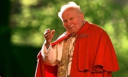O Papa João Paulo II visitava o Paraná em 1980