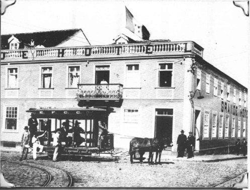 A história do transporte coletivo de Curitiba