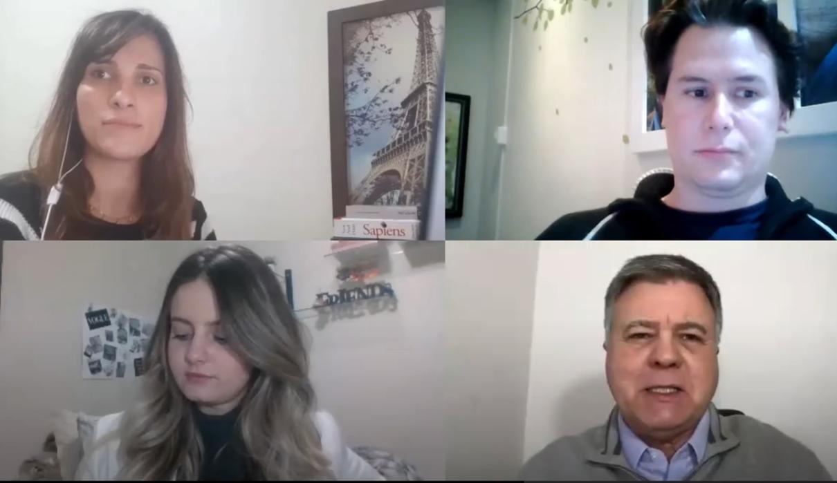 Estudantes de Jornalismo da Universidade Positivo entrevistam José Wille – 2021